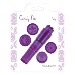 Stymulator-MULTI STIMULATOR PURPLE PULSY -