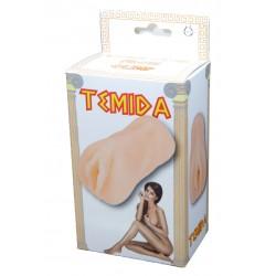 Masturbator-Vagina 225g-TEMIDA - Boss Series