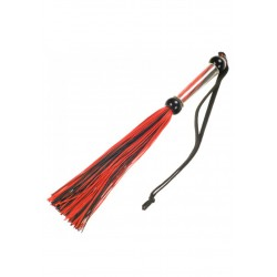 Pejcz-Tease and Please Silicone Flogger -