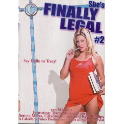 DVD-Finally Legal 2 -
