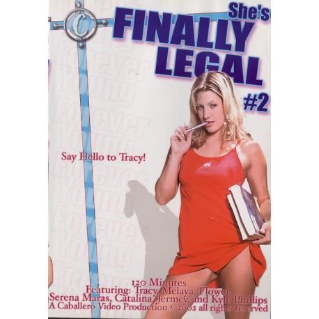 DVD-Finally Legal 2 - DVD mix