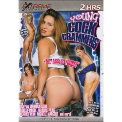 DVD-Young Cock Crammers - DVD mix