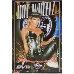 DVD-Hot Wheelz -