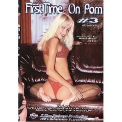 DVD-First Time On Porn 3 - DVD mix