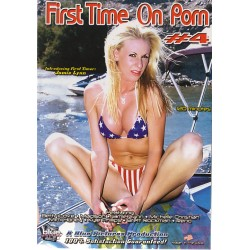 DVD-First Time On Porn 4 - DVD mix