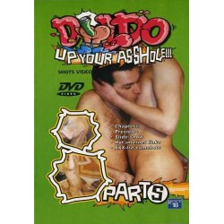 DVD-Dildo up Your Asshole 5DVD mix
