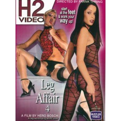DVD-Hustler Leg Affair 4 - DVD mix