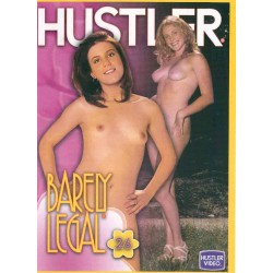 DVD-Hustler Barely Legal 26 - DVD mix