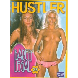 DVD-Hustler Barely Legal 28 - DVD mix