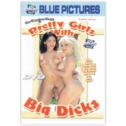 DVD-PRETTY GIRLS WITH BIG DICKSDVD mix
