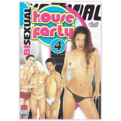 DVD-BISEXUAL HOUSE PARTY 4DVD mix