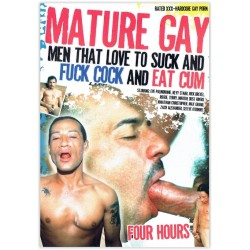 DVD-Mature Gay MenDVD mix