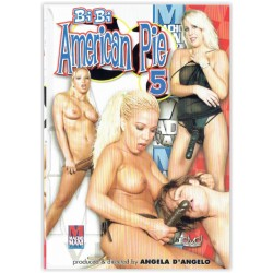 DVD-BI BI AMERICANPIE 5DVD mix
