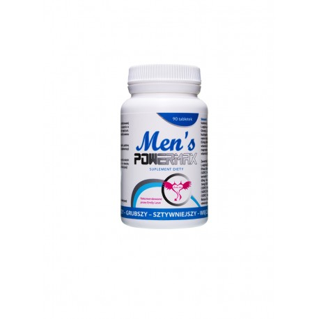 "Supl.diety-Men""""""""s Powermax- 60tab -"