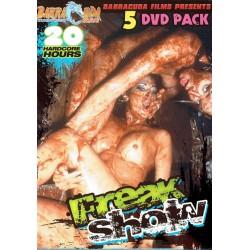 DVD-Freak Show (5DVDs)DVD mix