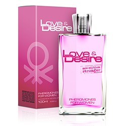 Feromony-Love Desire 100 ml Women -