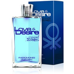 Feromony-Love Desire 50 ml Men - Sexual Health Series