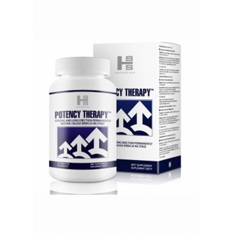 Supl.diety-Potency Therapy 60 tab. - Sexual Health Series