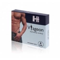 Supl.diety-Viageon 4 tab. -