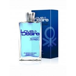 Feromony-Love Desire 100 ml Men -