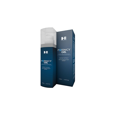 Żel/sprej-Potency Gel 100 ml - Sexual Health Series