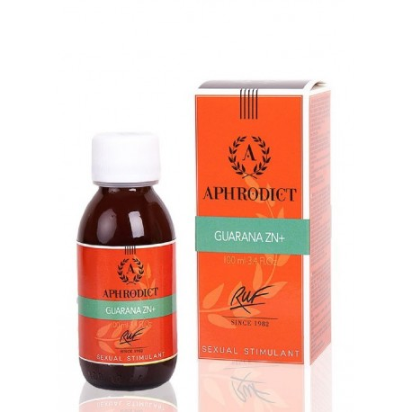 Supl.diety-APHRODICT GUARANA ZN + 100 ml - RUF