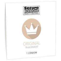 Prezerwatywy-Secura Original 1er - Secura