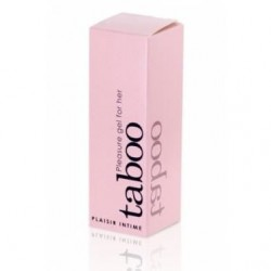 Żel/sprej-TABOO - PLEASURE GEL FOR HER - RUF