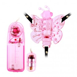 BAILE - Stimulating Butterfly Pink - BAILE
