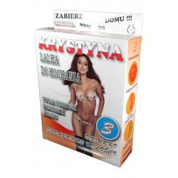 Lalka - Krystyna - Boss Series