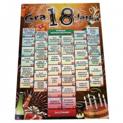 Gry-Gra Urodzinowa 18 PROMILI - Propa-Ganda