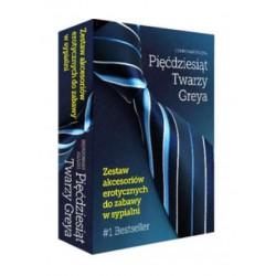Gry-50 TWARZY GREYA Akcesoria Erotyczne - Propa-Ganda