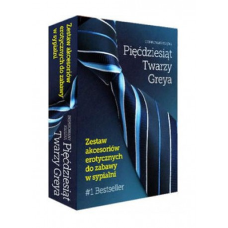 Gry-50 TWARZY GREYA Akcesoria Erotyczne -