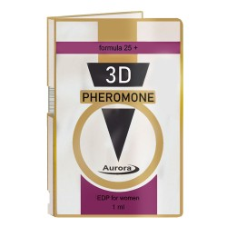 Feromony - 3D PHEROMONE 25 PLUS 1ml - Aurora