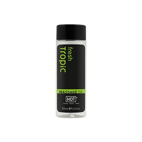 Olejek-HOT MASSAGEOEL tropic - fresh 100 ml - HOT