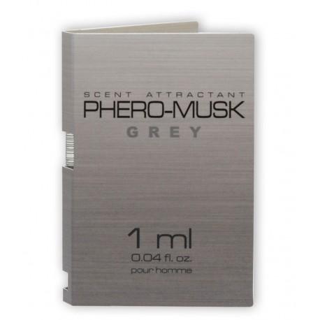 Feromony-PHERO-MUSK GREY 1ml. - Aurora