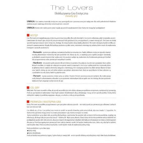 The Lovers - Ekskluzywna Gra Erotyczna (Level 2 - Master & Slave) - The Lovers