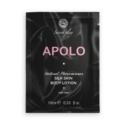 APOLO SILK SKIN BODY LOTION 10 ML - Secret play