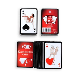 MINI KAMASUTRA CARDS - Secret play